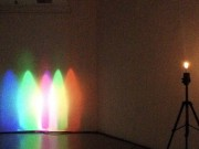 One Candle, Nam June Paik