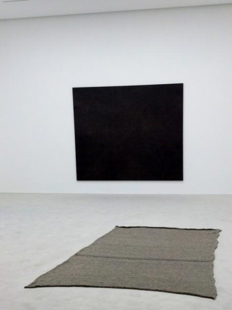 Sengej Jensen's work @ White Cube