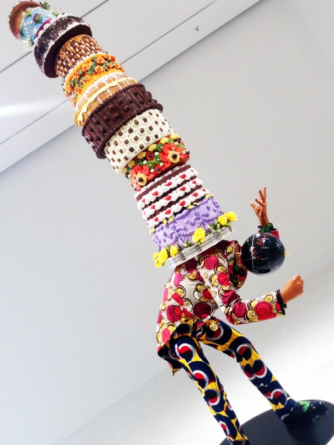 Cake Man, Yinka Shonibare