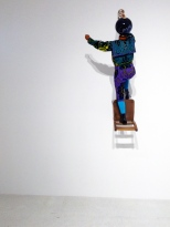 Champagne Kid (Stepping), Yinka Shonibare