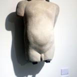 Flesh in Stone #3, Yu Ji