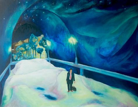 fung ka fai's painting
