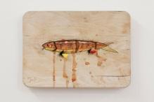 Fishing Lure - Golden Ambulance