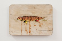 Fishing Lure - Golden Ambulance