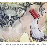 Quote of Edgar Degas