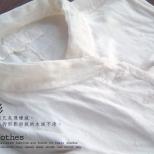 衫 (2001-2003) Image courtesy of Sara Tse衫 no.200-228 (2006) 6m x 6m 白瓷裝置 Image courtesy of Sara Tse