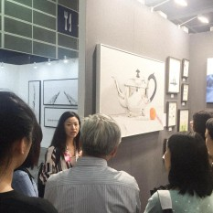 繪畫導賞 Painting tour 第一站:靜物油畫 1st stop: Contemporary still life painting