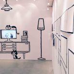 文地貓作品展覽 (照片由走馬燈提供)