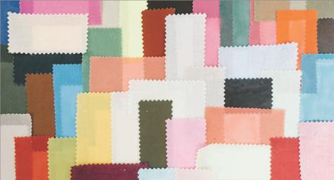 靈感交換站 (裝置) 木板、布料、故事 尺寸可變 2015 Inspiration Exchange (Installation) Wooden panel, cloth, stories Dimension variable 2015