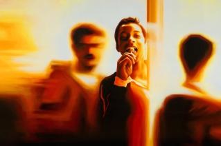 Acrylic-on-linen_200x300cm_2015_Mumbai-local-train