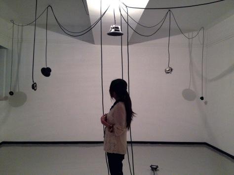 南山未了 (Incomplete Finale) 2012 聲音裝置