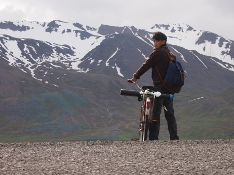 攝於冰島藝術家駐留期間