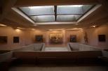 藝術館內部