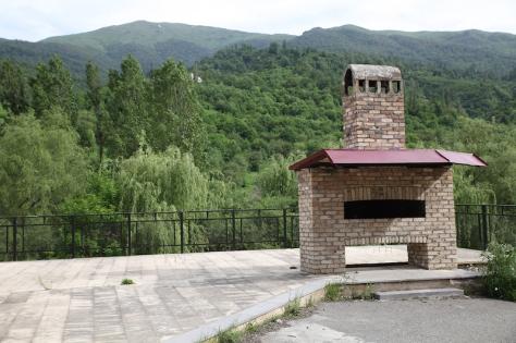 阿美尼亞的公家燒烤爐