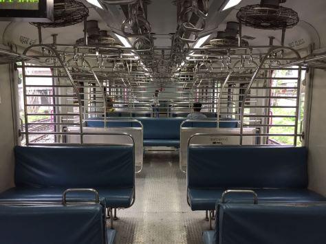 藝術家體驗印度火車旅程(圖:朱耀煒)